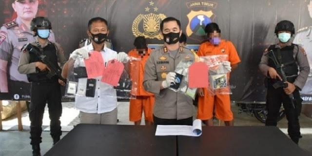 Komplotan Pengedar Pil Koplo di Trenggalek Diciduk Polisi