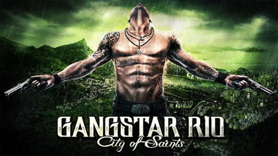 Gangstar Rio: City of Saints v1.1.9a Apk + Data Full