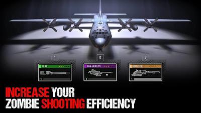 تحميل لعبة الاثارة والاكشن Zombie Gunship Survival النسخة المهكرة