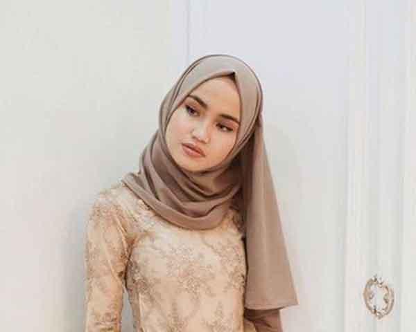 5 Model Kerudung Kebaya Modern Muslim Mustafalan
