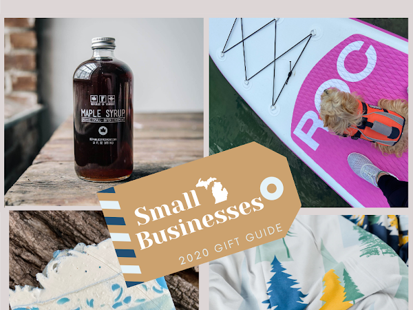 2020 Gift Guide: Small Businesses