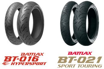 Ban Motor Battlax