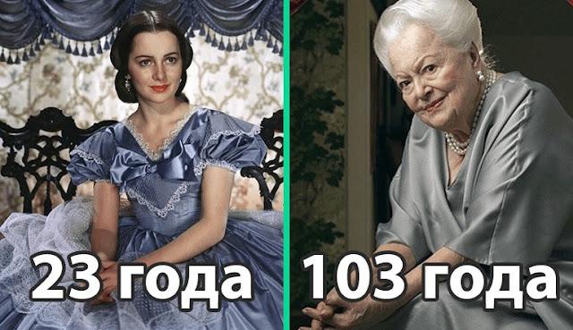 Известные долгожители старше 90 лет. Есть еще порох в пороховницах