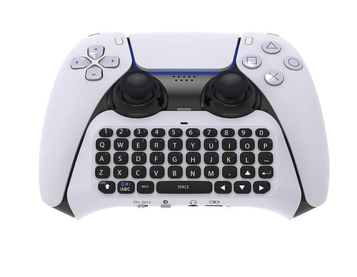 FYOUNG PS5 Protable Wireless Bluetooth Controller Keyboard