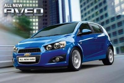 Chevrolet - Mobil Bekas 100 jutaan Terbaik
