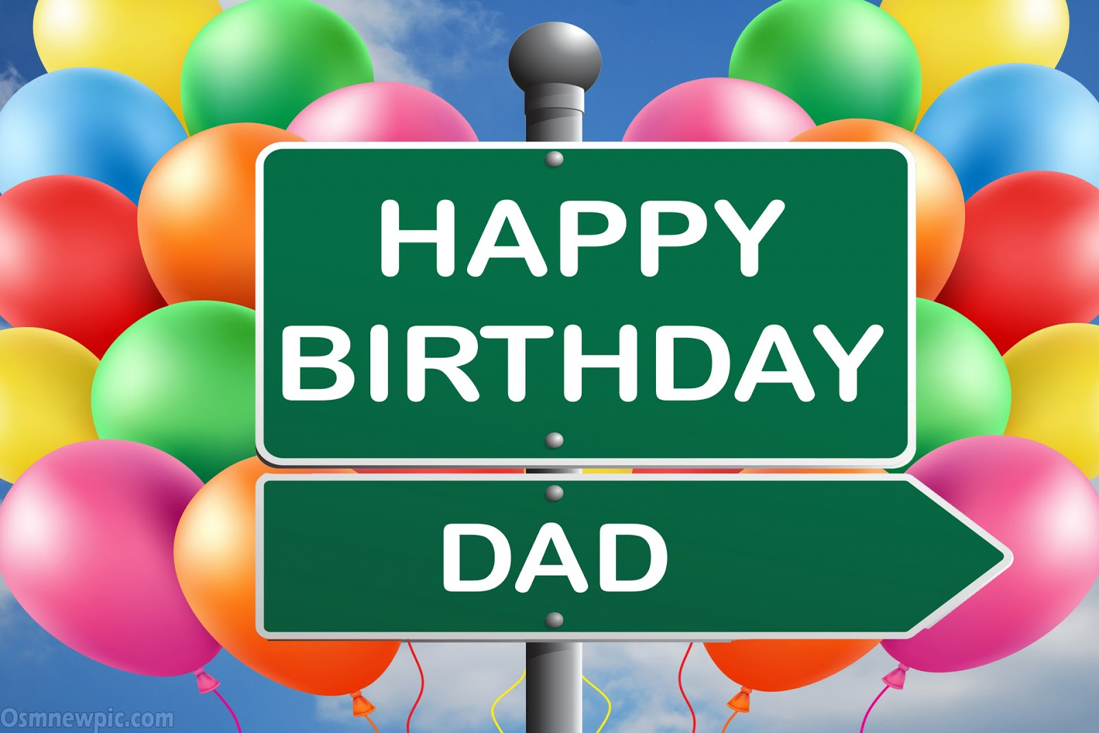 Happy Birthday Dad Images Download Free