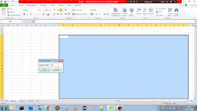 Membuat Teka Teki Silang (TTS) di Tabel Microsoft Excel dengan Mudah - WandiWeb