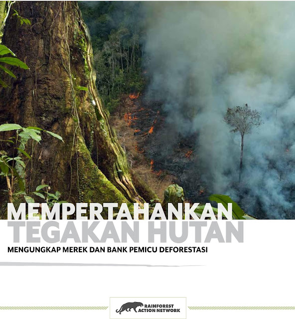 Pertahankan Tegakan Hutan!