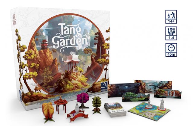 Tang Garden - Thundergryph Games