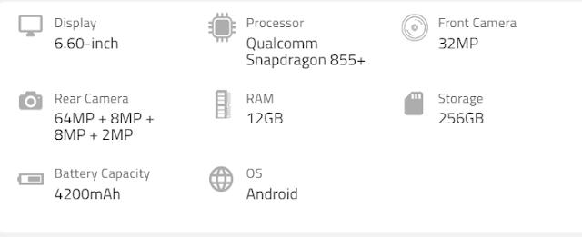 Realme X3 super zoom SmartPhone Full Details 2020