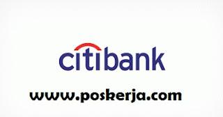 Lowongan Kerja Terbaru CITI BANK September 2017