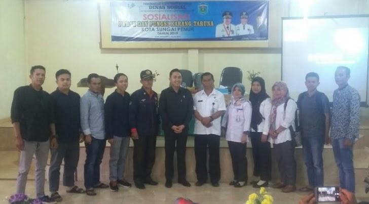 Ketua DPRD Fikar Azami Dorong Generasi Muda Terlibat Dalam Pembangunan