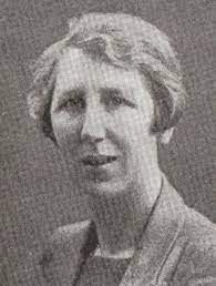 Gladys Mitchell wrote novels alongside a career in teaching