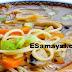 நாட்டு காய்கறிகள் மிக்ஸ் சூப் செய்வது | Country Vegetables Soup Recipe !
