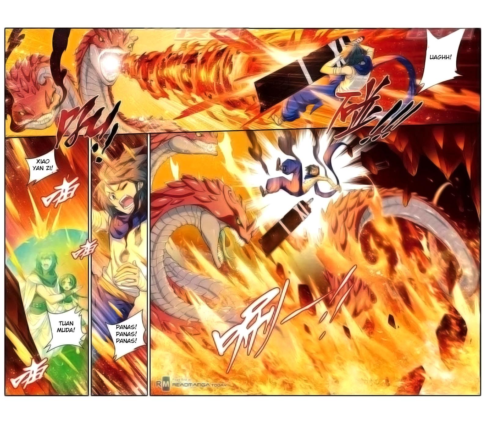 Battle Through the Heavens Chapter 43-27