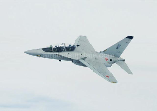 Aermacchi M-346 Master Jet Trainer