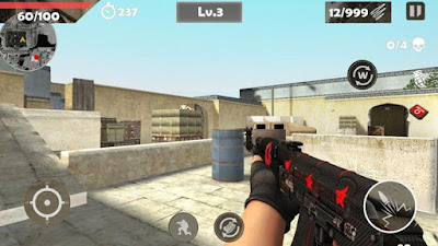 Sniper Strike Shoot Killer Game