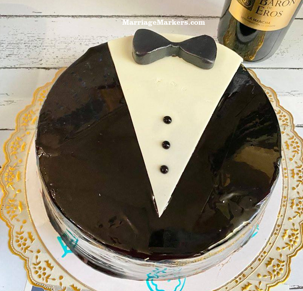 Father's Day Takeway, party safely, Father's Day gifts, Father's Day treat, Father's Day cake, Father's Day chocolate cake, red wine, hubby, happy hubby, the way to a man's heart is through his stomach, food for hubby, Bacolod Hotel, Bacolod eats, L'Fisher Hotel Bacolod, buffet, party platters