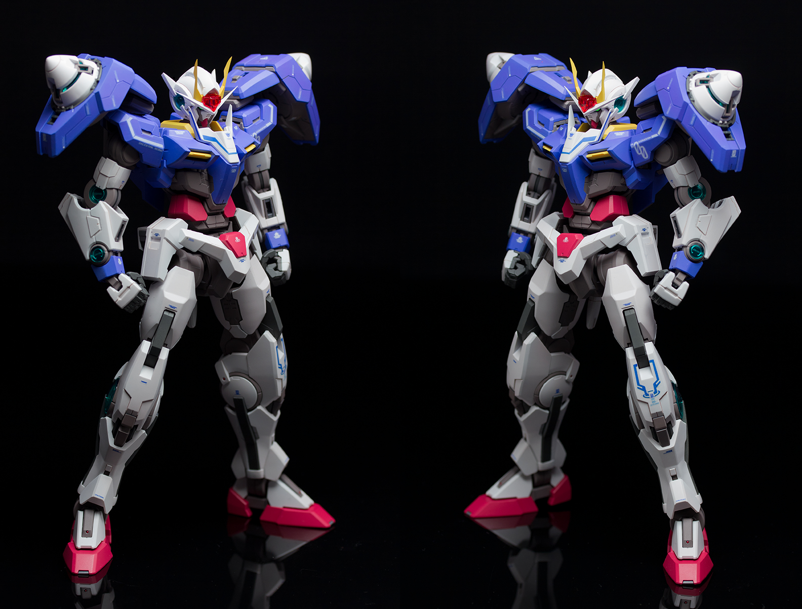 Tumacher Gunpla Inochi Mg Gundam 00 Raiser Review By Miyuyatuki Already Released