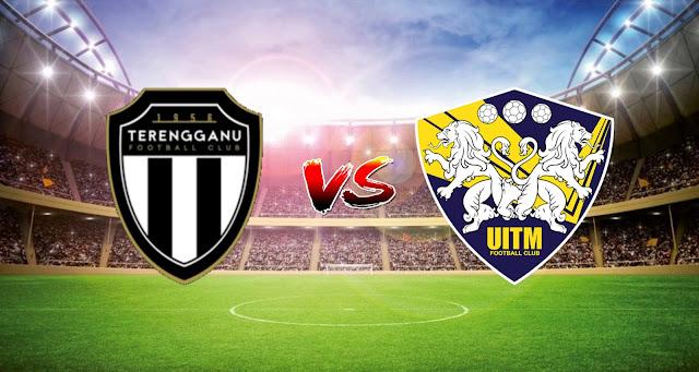 Live Streaming Terengganu FC vs UiTM FC 4.5.2021 Liga Super