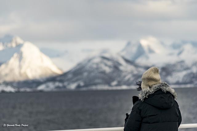 Invierno Noruega Ártica, navegando por las Islas Lofoten, por El Guisante Verde Project