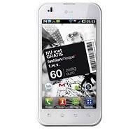 LG Optimus White Price