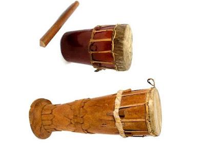 Alat Musik Tifa di Maluku