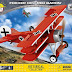 Fokker DR. I 'Red Baron' by Cobi