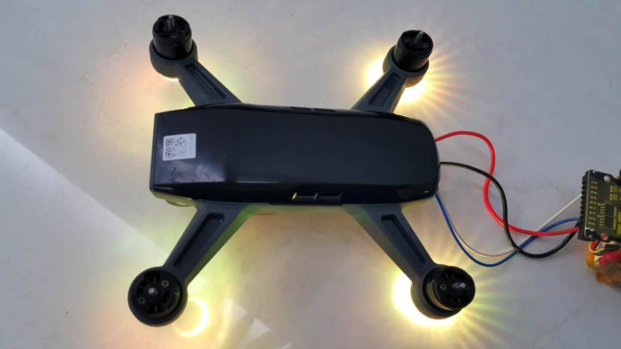 how to download videos from dji spark