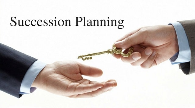 what is business succession planning company continuity