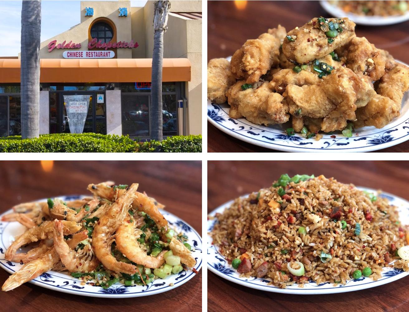 SanDiegoVille: San Diego Chinese Food Destination Golden Chopsticks To Expand To Mira Mesa