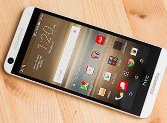 Tự thay mặt kính HTC desire 626