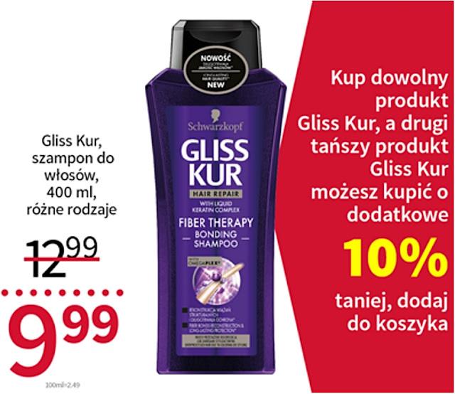Gliss Kur - Szampon do włosów
