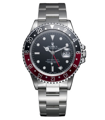 photo of First rolex GMT-Master II Model, 1982