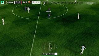 FTS 15 Mod FIFA 18 by Dimas Bagus Apk + Data Obb