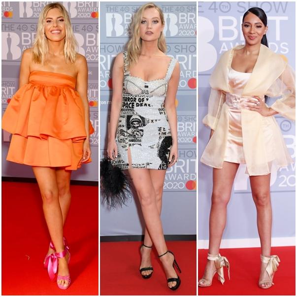 melhores looks das celebridades do Brit Awards 2020