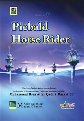 Download: Piebald Horse Rider pdf in English