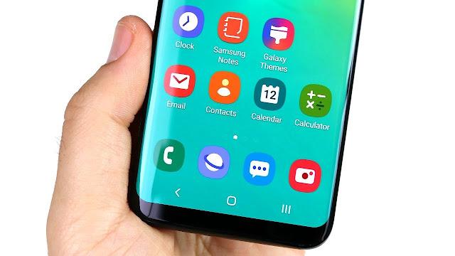 لا مزيد من المغالطات هواتف Galaxy S8 و S8 + و Note 8  لن تتلقى تحديث أندرويد One UI 2.0) Android 10)