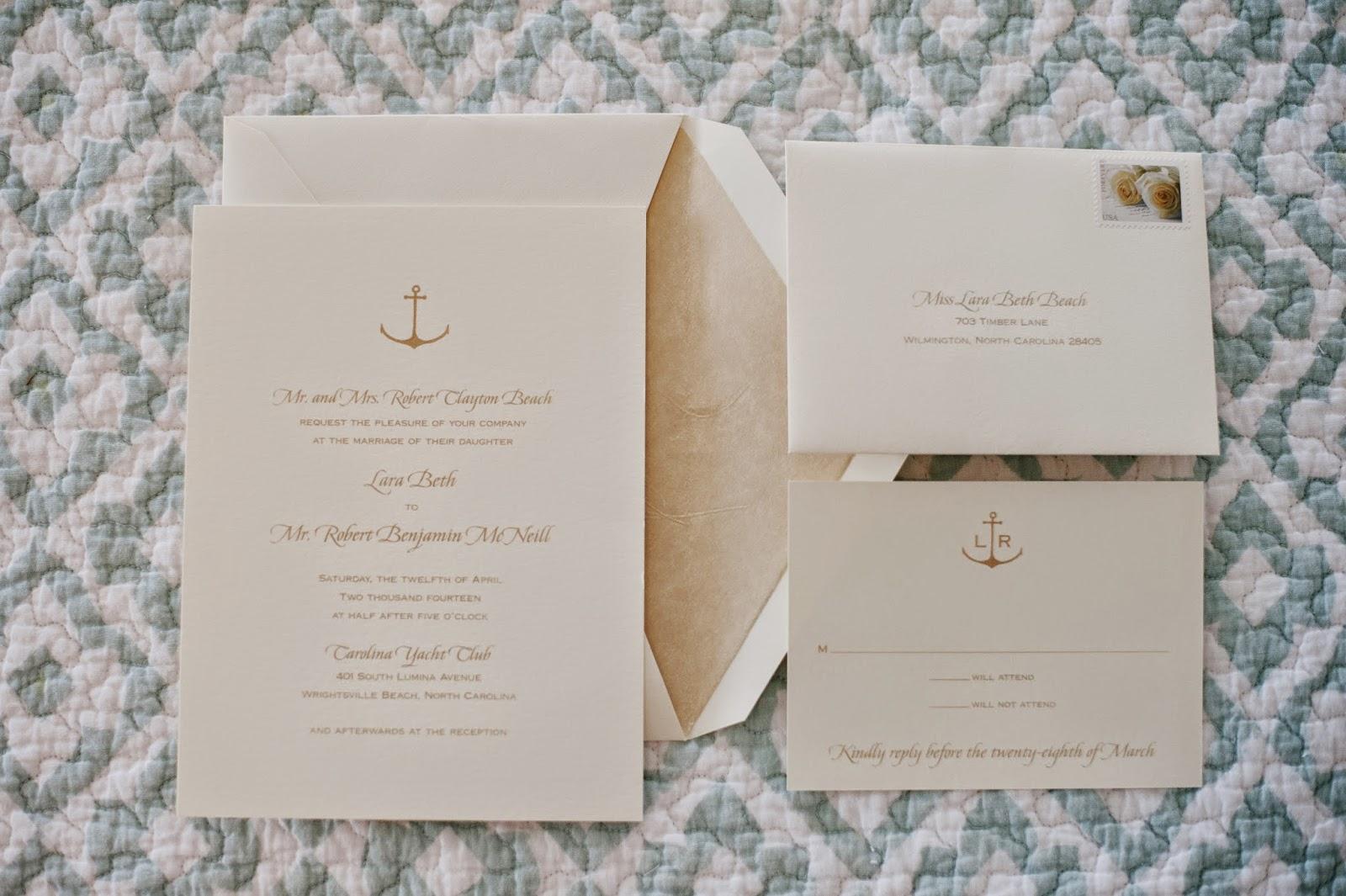 Wedding Invitations William Arthur: William Arthur Blog: Real Weddings: Lara And Robert