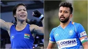 Tokyo Olympics 2020-21: Mary Kom and Manpreet Singh will be the flag bearers at the opening ceremony