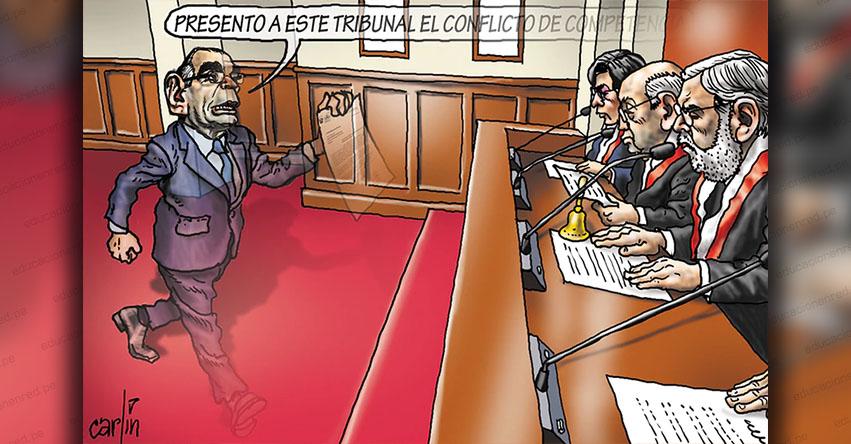 Carlincaturas Jueves 3 Octubre 2019 - La República