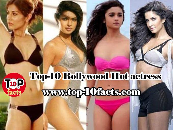Top 10 bollywood Hot actress