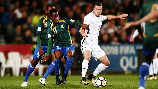 Con un global de 8-3, Nueva Zelanda aseguró su pase a la repesca contra el quinto de Conmebol