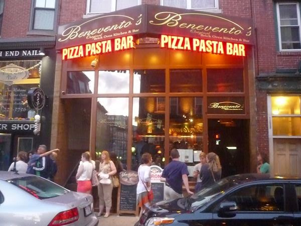 Nevertheless Here Are Six Superb North End Food Destinations That Come To Mind Italian Meal Benevento S
