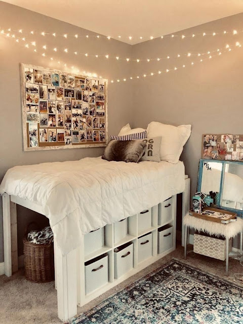 29 Teenage Girl Bedroom Ideas For Small Rooms On A Budget