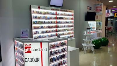 Giftcard.md cadouri shop Moldova - магазин подарков молдова