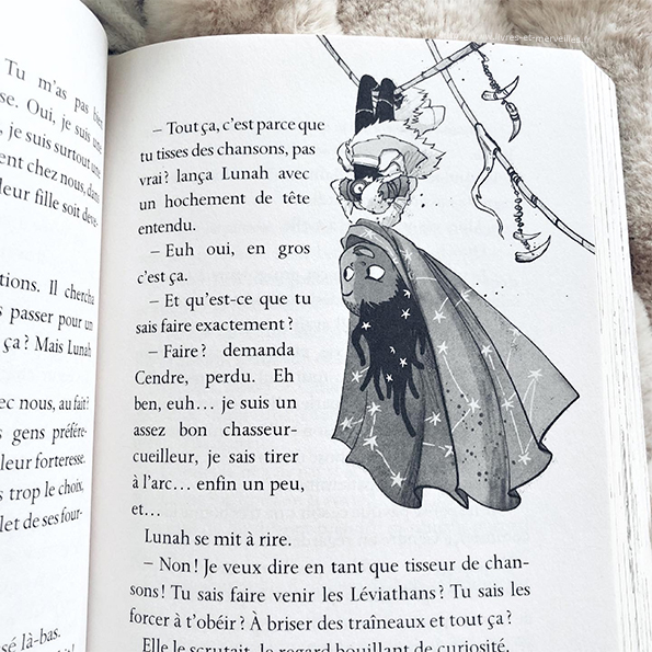 Roman jeunesse : Frostheart - Tome 1