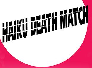 Haiku Death Match logo