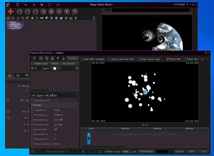 Easy Video Maker :  Δημιουργήσετε υψηλής ποιότητας 2D ή 3D βίντεο