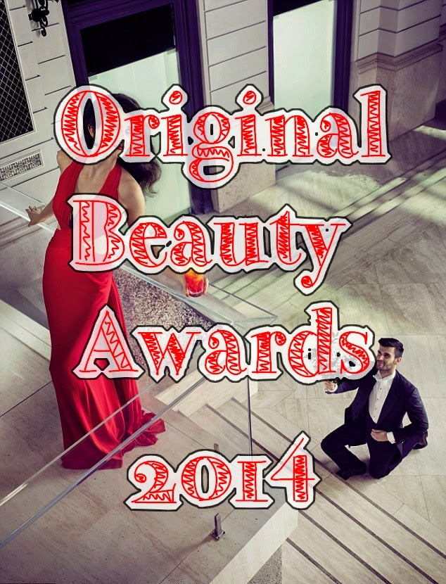 Original Beauty Awards 2014 - Catégorie Visage